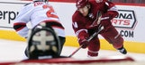 Coyotes hold off Devils for second straight win