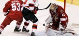 Positive signs continue in Coyotes' second straight victory