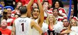 No. 2 Arizona gets past Oregon with big shots, big stops