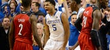 College basketball power rankings: State of change