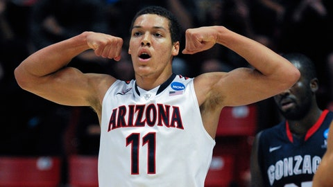 Arizona forward Aaron Gordon: 6-foot-8, 220 pounds