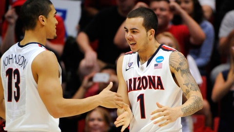 Arizona in the NCAA tournament
