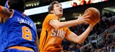 Suns' confidence growing along with win streak
