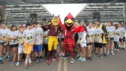 10th annual Pat's Run