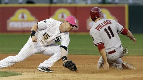 Diamondbacks at White Sox, May 10