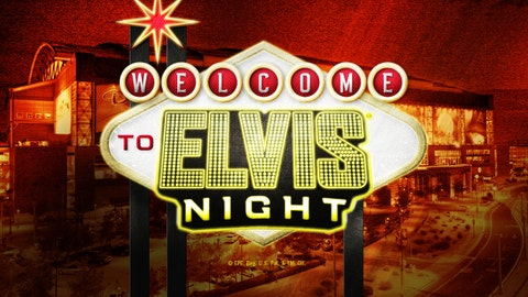 Elvis Night at Chase Field