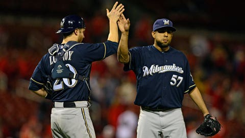 1. Milwaukee Brewers