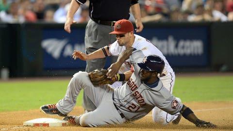 D-backs vs. Astros: Monday, June 9