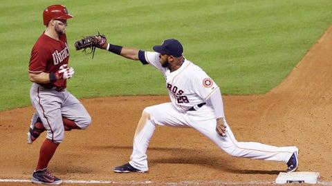 D-backs at Astros: Wednesday, June 11