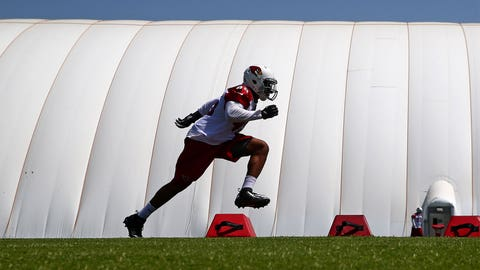 Cardinals minicamp: June 2014