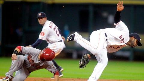 D-backs at Astros: Thursday, June 12