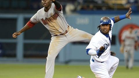 D-backs at Dodgers: Saturday, June 14