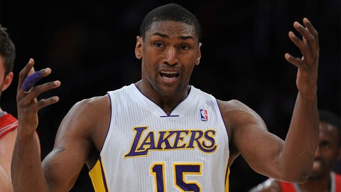 Best of 2009: Ron Artest, SF, Lakers