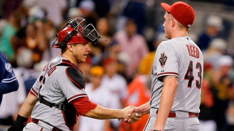 D-backs at Padres, Saturday, June 28