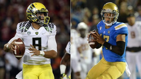 Pac-12 forecast: Ducks, Bruins and all the rest