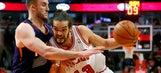 Shorthanded Bulls beat travel-weary Suns