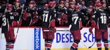 Boedker, Korpikoski key Coyotes' offensive onslaught