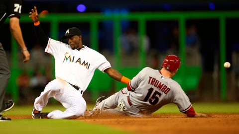 D-backs at Marlins: Thursday, Aug. 14