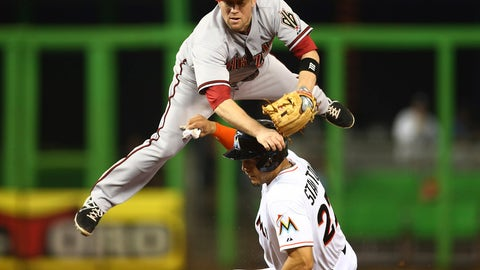 D-backs at Marlins: Friday, Aug. 15