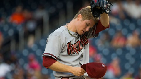D-backs at Nationals: Tuesday, Aug. 19