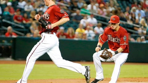 Padres at D-backs: Sunday, Aug. 24
