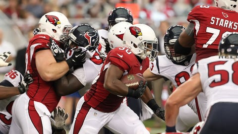 Cardinals vs. Texans