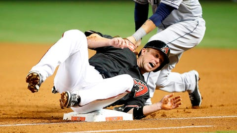 D-backs vs. Padres: Saturday, Sept. 13