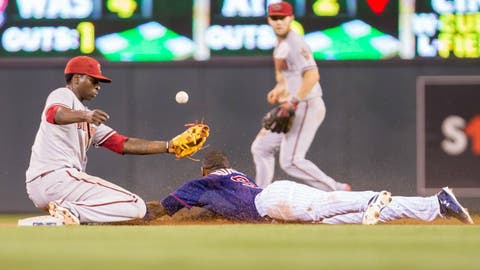 D-backs at Twins, Tuesday, Sept. 23