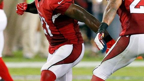 Chargers at Cardinals