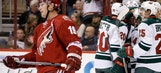 Coyotes keep letting opportunities slip away