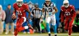 NFL wild card: Cardinals at Panthers