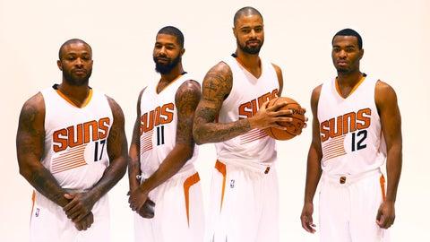 Meet the 2015-16 Suns