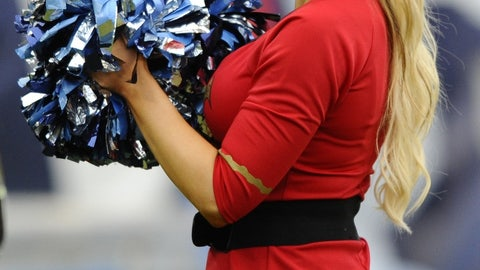NFL cheerleaders: Week 7
