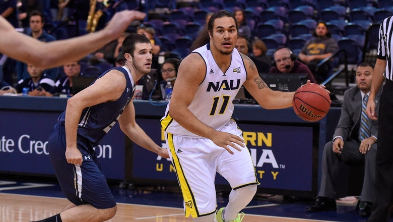 Lumberjacks' season comes to end with Big Sky tourney loss