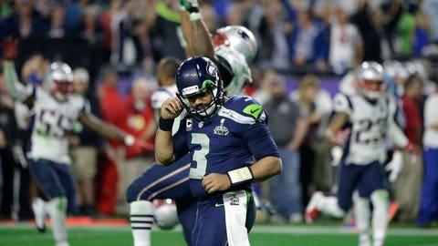 1. Seattle Seahawks