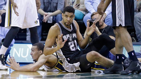 No. 7 - 2015 San Antonio Spurs