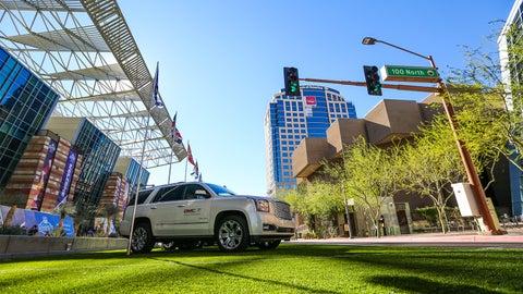 Downtown Phoenix's Super Bowl transformation