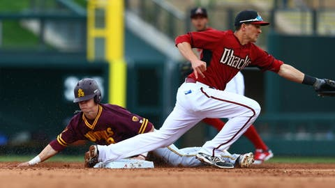 Diamondbacks vs. ASU