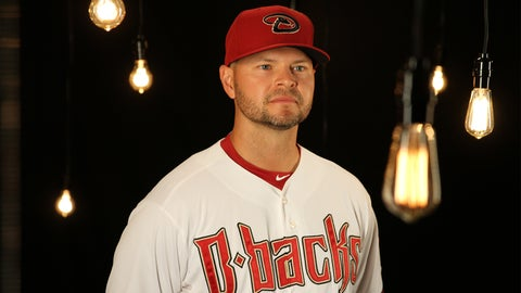 Outfielder Cody Ross