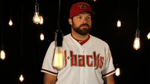 Pitcher Josh Collmenter