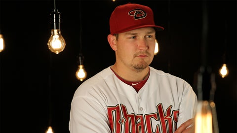 Pitcher Trevor Cahill