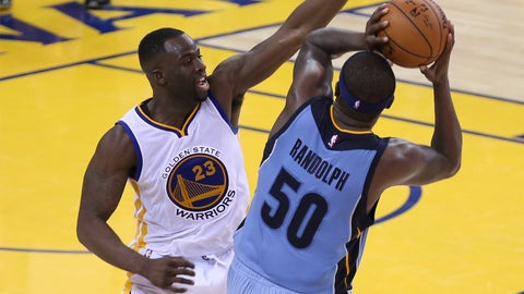 Draymond Green, SF/PF, Golden State Warriors