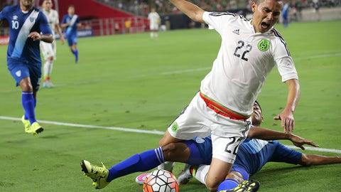 Mexico vs. Guatemala