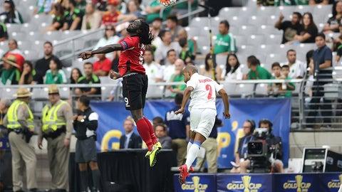 Trinidad and Tobago vs. Cuba