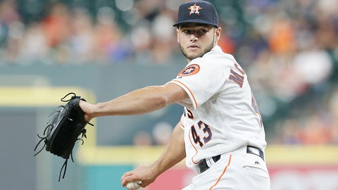 McCullers throws second straight rough start
