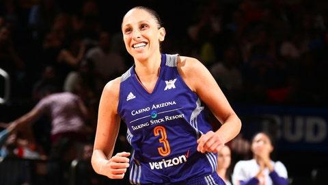 Diana Taurasi breaks WNBA career scoring record