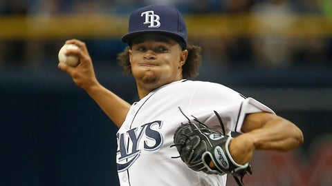Tampa Bay Rays: SP Chris Archer