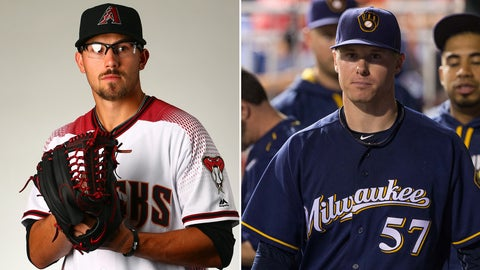 D-backs (43-65) vs. Brewers (48-58), 6 p.m., FOX Sports Arizona