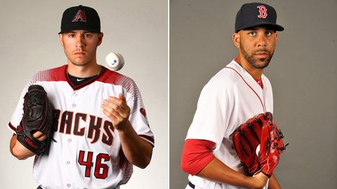 D-backs (48-66) vs. Red Sox (61-52), 3:30 p.m., FOX Sports Arizona