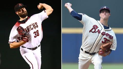 D-backs vs. Braves, 6 p.m., FOX Sports Arizona